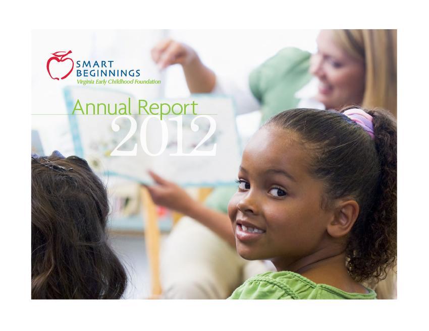 VECF Annual Report 2012