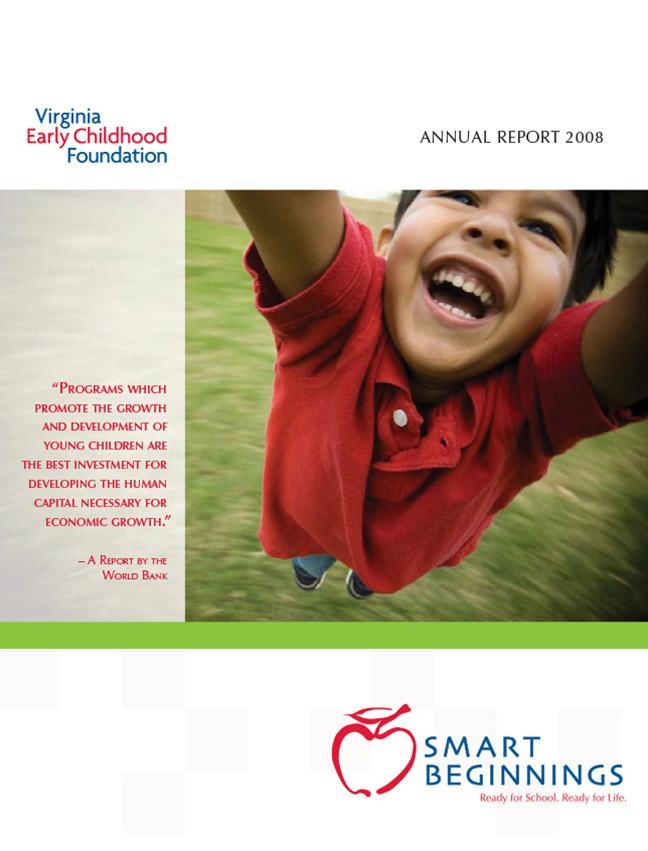 VECF Annual Report 2008